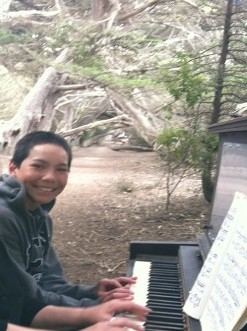 Hester & Andreas with Piano, Music, Voice, Piano, Guitar Lessons Music Instructor-Half Moon Bay/Los Altos CA